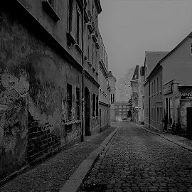 Street in the north Bohemia by Luboš Zámiš - Uncategorized All Uncategorized