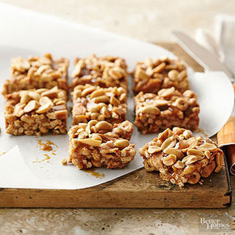 Prize Caramel Apple Bars
