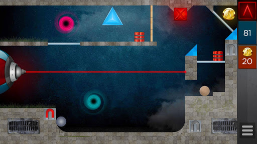 Laserbreak Pro - screenshot
