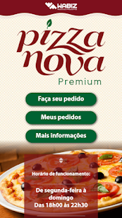 Pizza Nova - screenshot