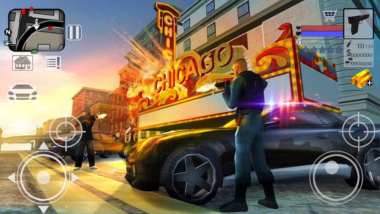 Chicago City Police Story 3D Screenshot 10
