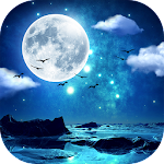 Moonlight Live Wallpaper HD Icon
