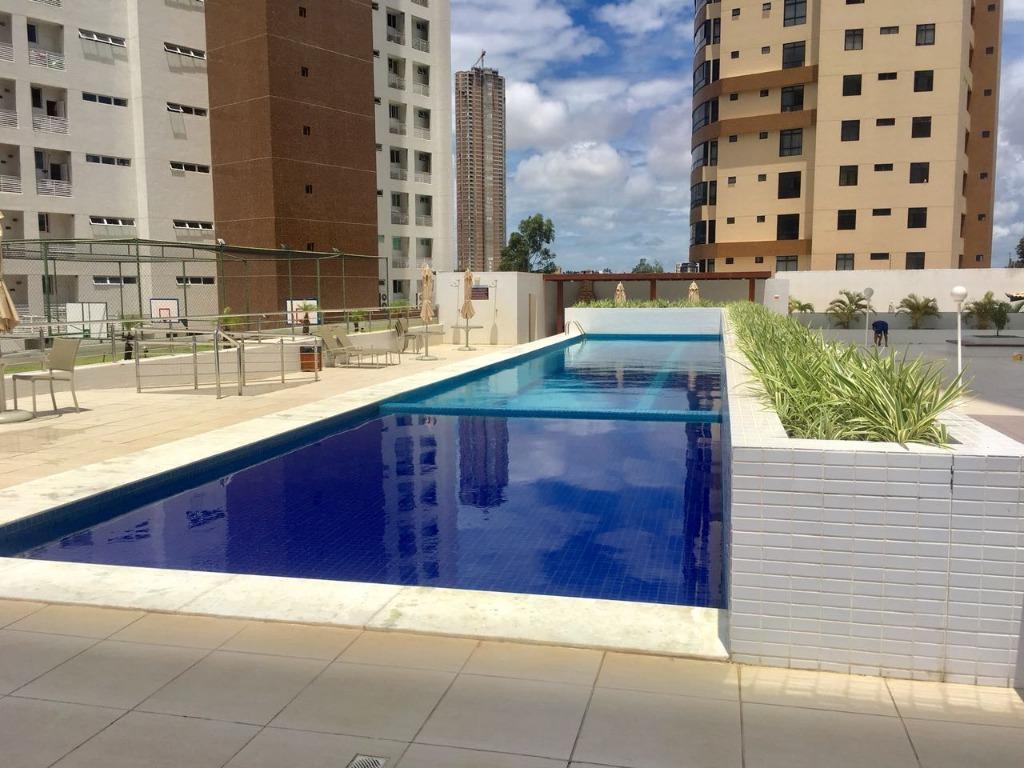 Apartamento com 4 dormitórios à venda, 236 m² por R$ 1.190.000 Rua Marieta Steimbach Silva, 73 - Miramar - João Pessoa/PB