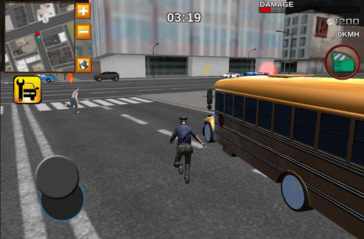 Police Bus Driver: Prison Duty - screenshot