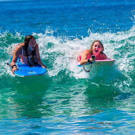 Beach Day by Scott Padgett - Sports & Fitness Watersports