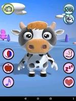 Screenshot of Talking Calf