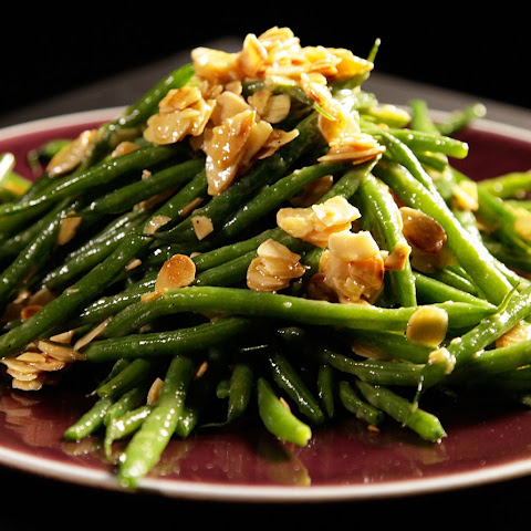 Green Bean Salad with Mustard Dressing