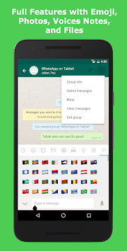 Multi Messenger For WhatsWeb APK screenshot thumbnail 8
