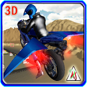 Game Flying Bike - Traffic Rider APK for Windows Phone