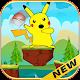Super Pikachu adventure game