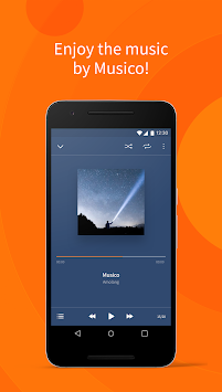 Musico - Free Music APK screenshot thumbnail 1