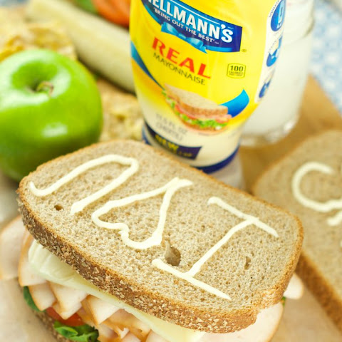 Kid Friendly Turkey Sandwich