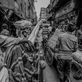 by Subhankar Ghosh - City,  Street & Park  Markets & Shops