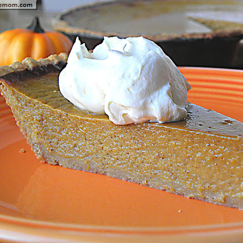 Low Calorie Pie Crust Pumpkin Pie Recipes | Yummly