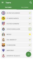 Screenshot of Real Betis Fiebrebetica