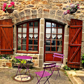 Extérieur breton by Ciprian Apetrei - Buildings & Architecture Other Exteriors ( building, arhitecture, exterior, traditional, brittany,  )
