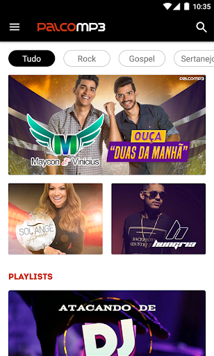 Palco MP3 screenshot 6