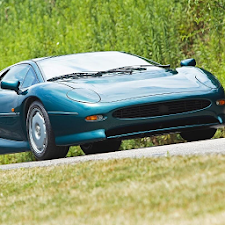 Wallpapers Jaguar XJ220