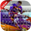 Messi Fc Barcalone Keyboard APK for Bluestacks