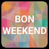 App SMS Bon Weekend APK for Windows Phone