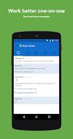 Screenshot of HipChat - beta version