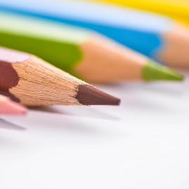 Color Pencil by Paulo Inocencio - Novices Only Macro