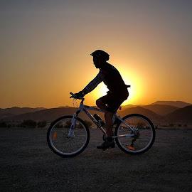 Let's ride to have a good life! Keep moving forward. by Alejandro Domingo - Instagram & Mobile Instagram ( bike, bikers, bikeride, bikeswithoutlimits, biker, bikezone, mtb, trek, mantrekkers, stamina, jeddah, saudiarabia, ksa, nopainnogain, bikezone, bikersofinstagram, TheWorldGuru, viewbug, alxdee, travel, traveling, power, hills, alxd, thankYouLord )