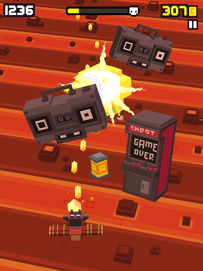 Shooty Skies - Arcade Flyer Screenshot 12