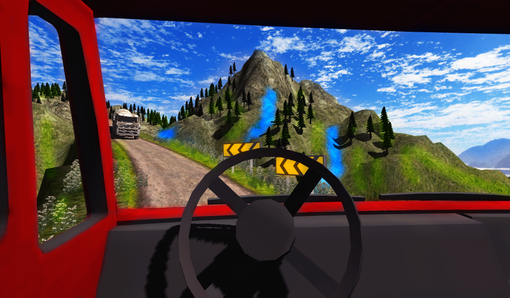 Truck Driver Cargo Screenshot 3