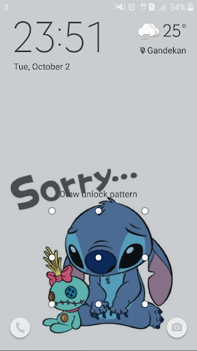Stitch Wallpaper screenshot 3