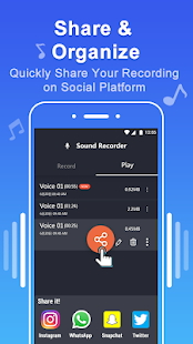 Voice Recorder – High-Quality Sound Recorder
