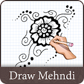 Download How To Draw Mehndi Designs APK on PC