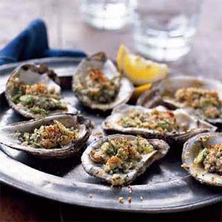 Italian Baked Oysters Recipes