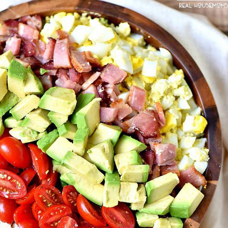 Classic Cobb Salad Recipe | Yummly