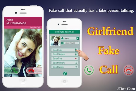 Fake Call Prank : IOS 6s - screenshot