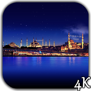 Istanbul 4K Video Wallpaper