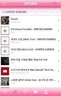 App SMTOWN OFFICIAL APPLICATION apk for kindle fire