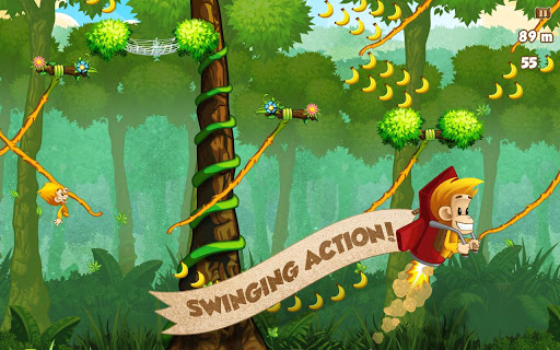 Benji Bananas screenshot 1