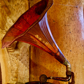 by Joe Rahal - Artistic Objects Musical Instruments