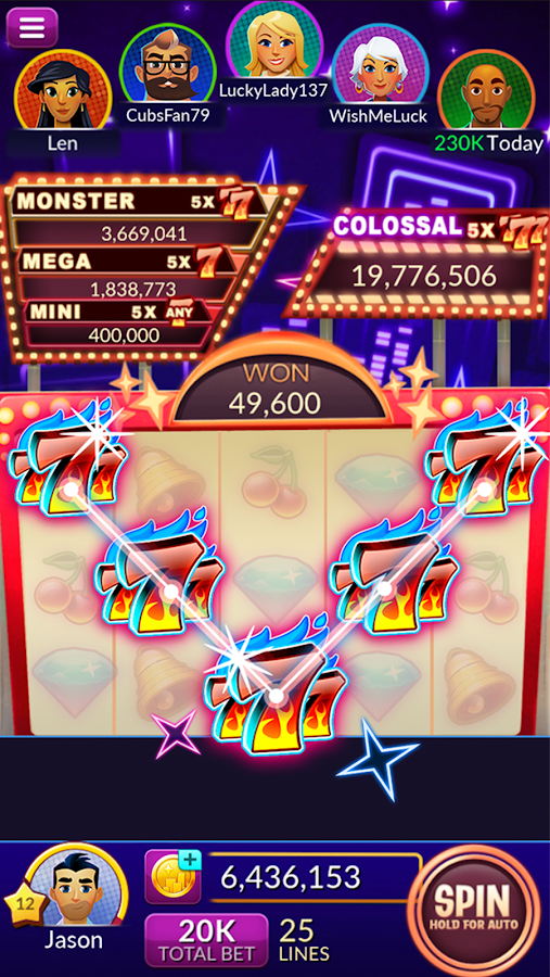 Jackpot City Slots - Free Slot Screenshot 7
