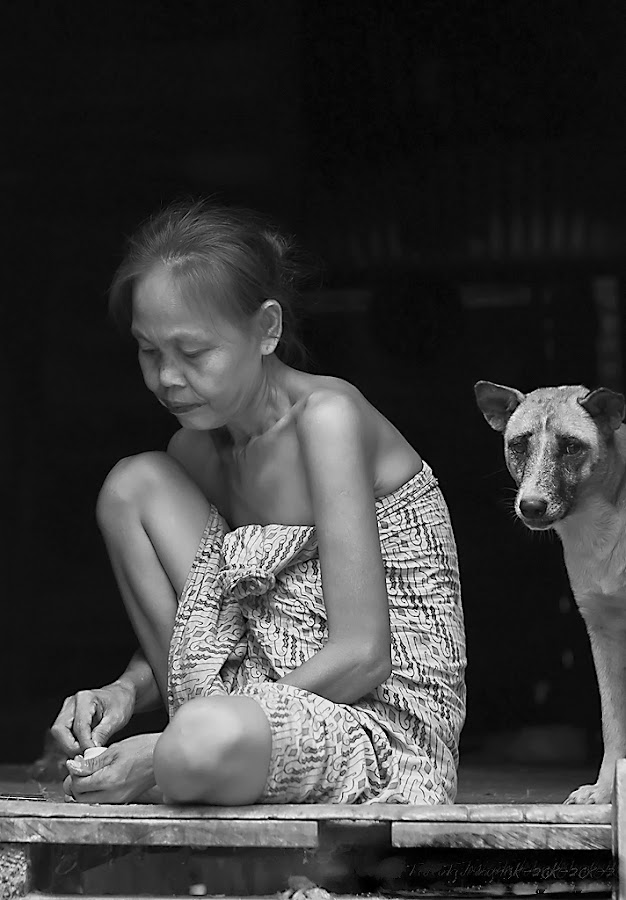 best friend by Hasanudin TM - People Portraits of Women