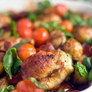 Chicken Thighs And Chorizo Sausage Recipes