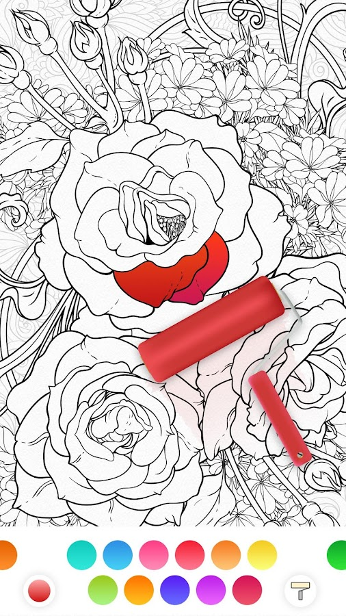 InColor - Coloring Books Screenshot 3