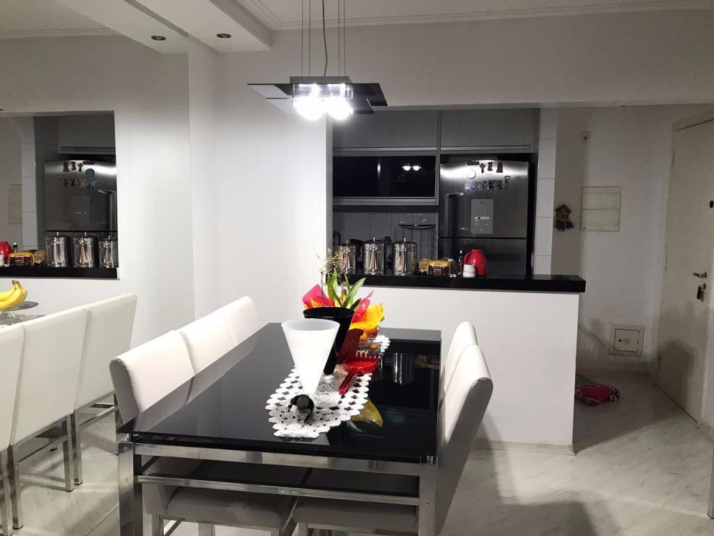 Apartamento, Campestre, Santo André.