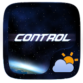 Control GO Weather Widget Theme
