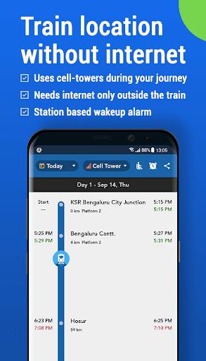 Where is my Train : Indian Railway & PNR Status screenshot 1