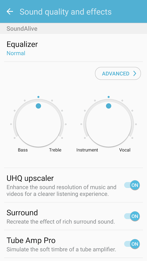 Samsung Music Screenshot 7