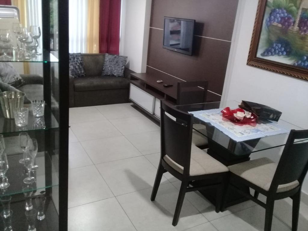Apartamento com 2 dormitórios para alugar, 59 m² por R$ 2.350,00/mês - Cabo Branco - João Pessoa/PB