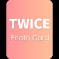 PhotoCard for TWICE
