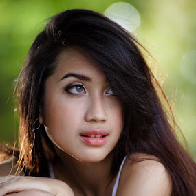 Angelica by Deddy Dwianto - People Portraits of Women
